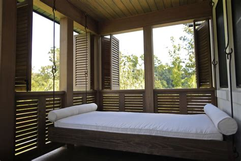 porch hangers outdoor porch beds that will make nature naps worth it