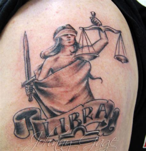 34 amazing libra tattoos