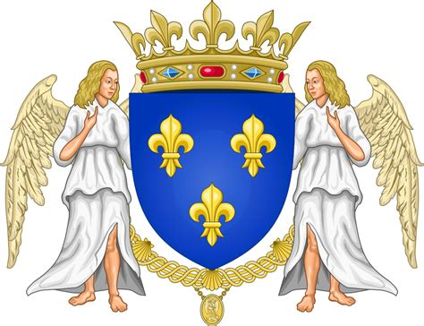 of the file royal coat of arms of valois france svg wikimedia