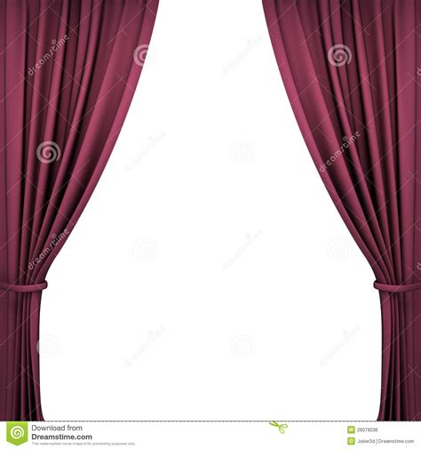 red velvet drapes red velvet theater curtains royalty free stock photo