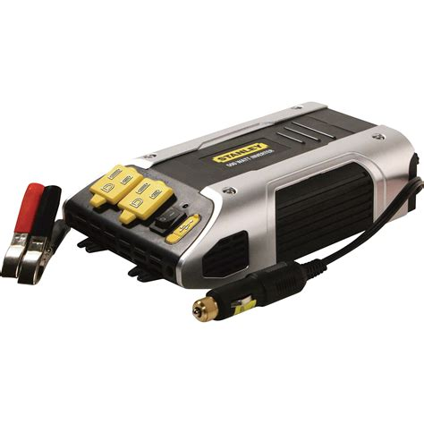 Power Bell 500 Watt stanley power inverter 500 100 watts model pc509 modified sinewave northern tool equipment