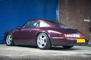 Porsche Rs Porsche 964 Rs Exe Tc Der Upgrade Ferdinand