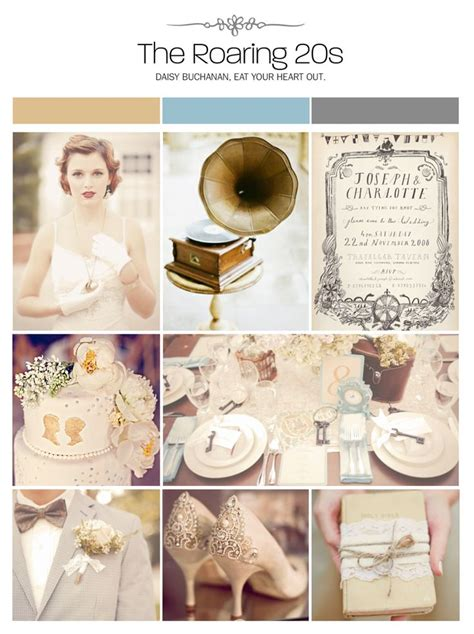 color themes in the great gatsby 190 best great gatsby wedding theme images on pinterest