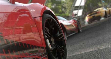 Sony Ps4 Driveclub Reg 1 Us sony playstation 4 title driveclub delayed until