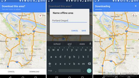 full google maps offline how to use your google maps offline android authority