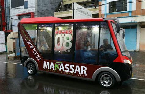 Ac Aux Di Makassar smart pete pete smart angkot resmi diluncurkan di