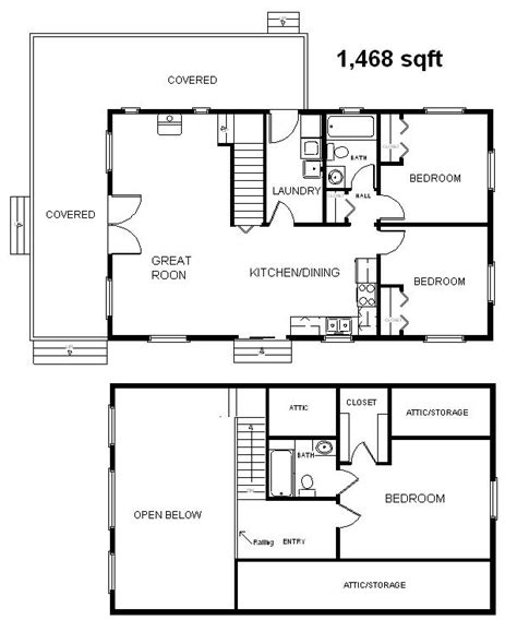 loft blueprints image result for 24 x 40 floor plans floor plans