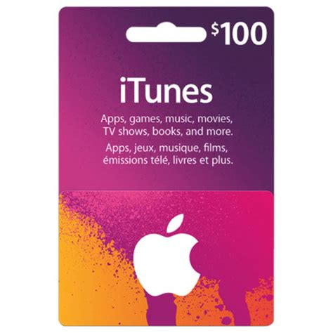 Itunes Canada Gift Card - itunes 100 card in store only itunes gift cards best buy canada