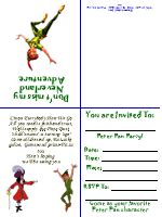 find the ultimate peter pan free printable birthday