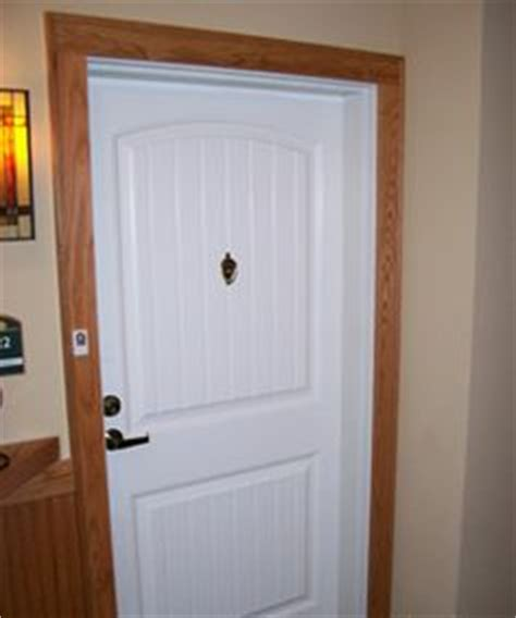 White Interior Doors With Stained Wood Trim Wood Trim White Doors Search New Bathroom The O Jays Wood Trim And