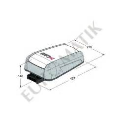 kit automatisme tau tskykit pour motorisation de porte de
