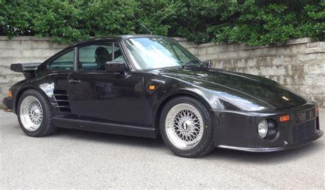 Porsche 911 For Sale 1980 by 1980 Porsche 911 S Turbo Slant Nose Prototype For Sale