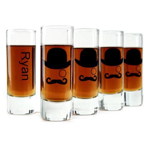 Wedding Favors Groomsmen by Groomsmen Gifts Wedding Favors Shooter Glasses Set Of 4