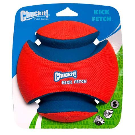 chuck it toys chuck it kick fetch small naturalpetwarehouse