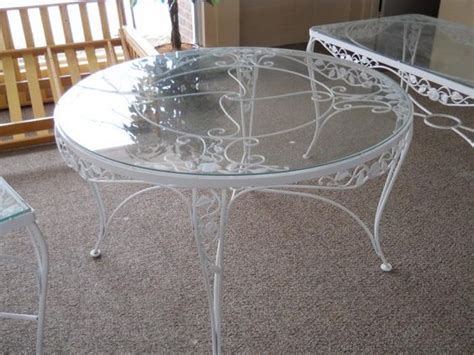 wrought iron iron patio furniture and patio on