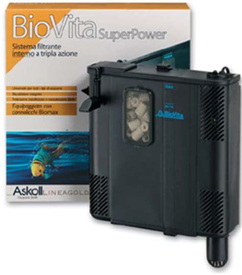filtro interno per acquario aquaidea negozio per la vendita di acquari d