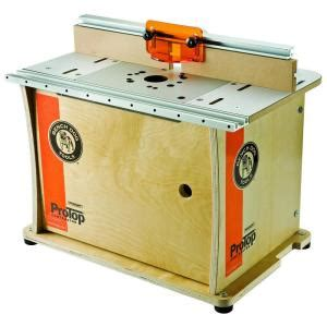 Bench Dog Pro Top Contractor Bench Top Precision Router