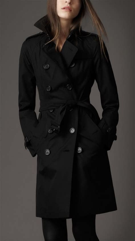 Black Coat gifts for black trench coats trench and