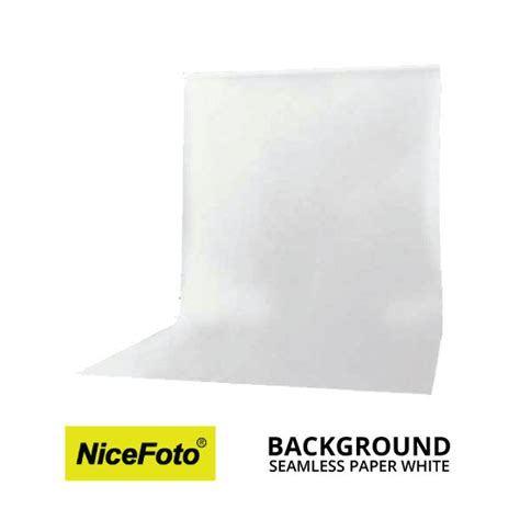 Jual Background Paper by Nicefoto Seamless Background Paper Putih