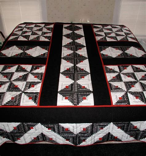 Size Log Cabin Quilt Pattern by 17 Best Images About Quilts On Quarters