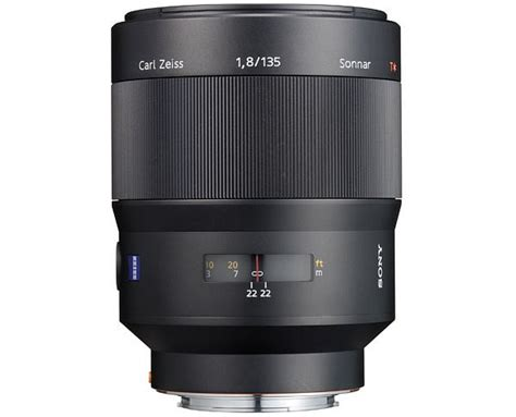 135mm F 1 8 Za Carl Zeiss Sonnar sony 135mm f1 8 za carl zeiss sonnar t sal 135f18z