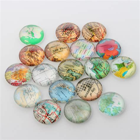 life printed half round dome glass cabochons mixed color 14x5mm ebay mixed half round dome glass cabochons scrapbooking