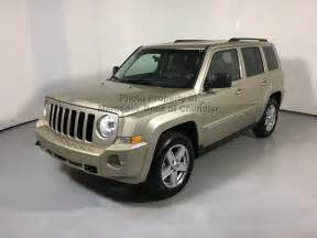 2010 Jeep Patriot Accessories 2010 Used Jeep Patriot 4wd 4dr Sport At Scottsdale