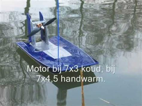 rc airboat brushless powered youtube