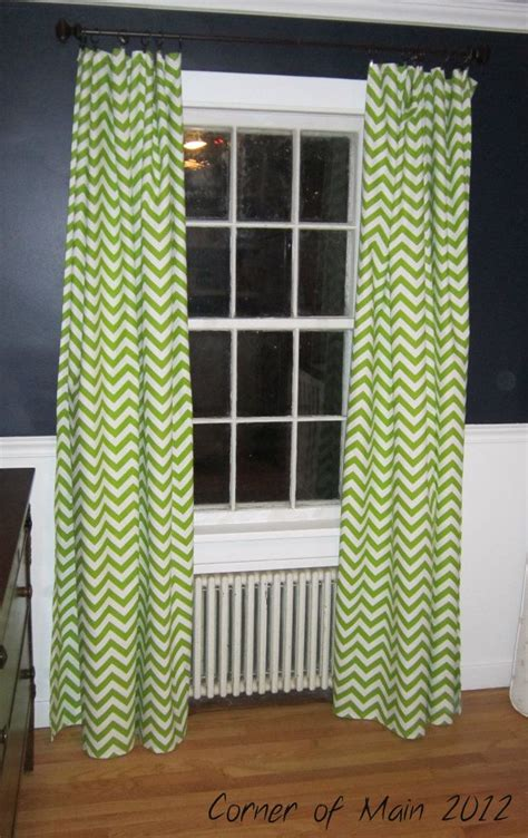 Green Walls Grey Curtains | 25 best ideas about lime green curtains on pinterest