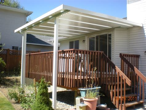 Metal Deck Covers Awnings by Aluminum Patio Covers Awnings 509 535 1566