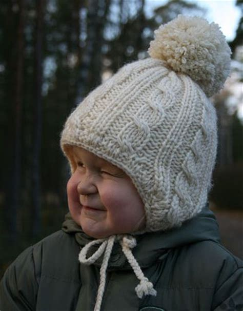 knitting pattern earflap hats for toddlers pin by cecilie bertelsen on baby boy patterns and ideas