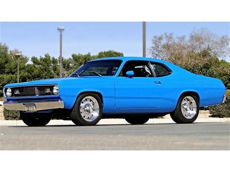 1972 Plymouth Duster for Sale   ClassicCars.com   CC 641813