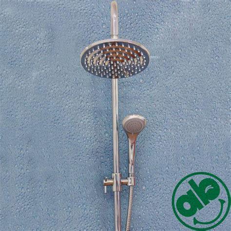 doccia con soffione e doccetta set colonna colonnina doccia soffione fisso e doccetta con