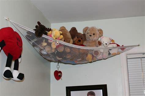 pet net white net stuffed animals dolls toys clutter