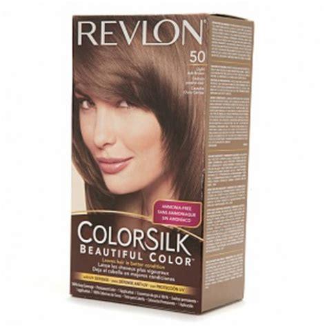 pictures of color silk decadent chocolate hair color revlon colorsilk hair color dye light ash brown 50