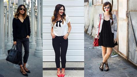what shoes to wear for flat 20 style tips on how to wear lace up flats this fall