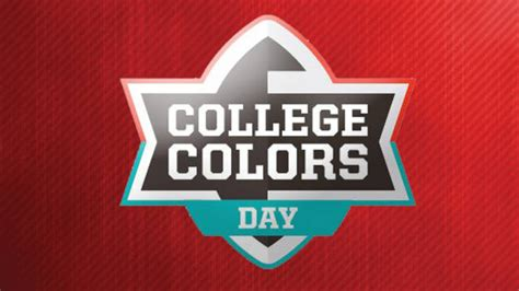 college colors when is college colors day national days