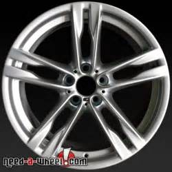 20 quot bmw 6 series wheels oem 12 14 front silver rims 71521