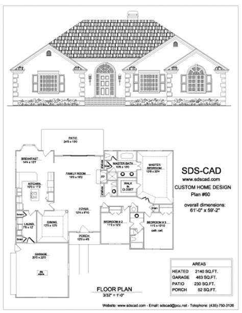 75 complete house plans blueprints construction