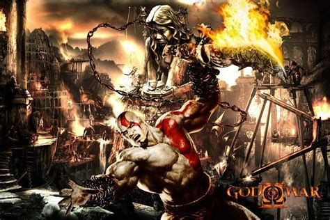 gods of war god of war 3 wallpapers hd wallpaper cave