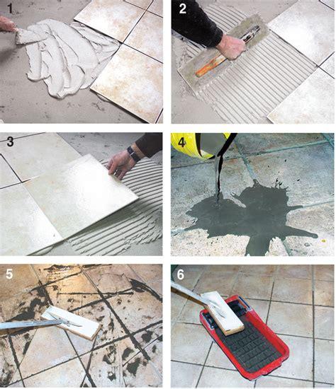 come posare piastrelle pavimento piastrellare un pavimento bricoportale fai da te e