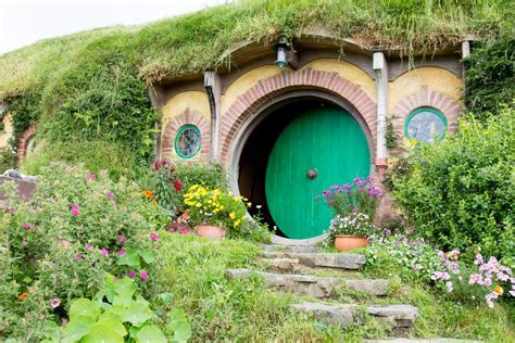 7 hobbit homes around the world from the grapevine