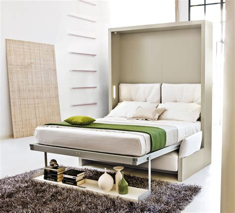 modern wall bed nuovoliola free standing wall bed with sofa clei london