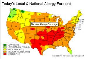 Allergy Count Local Pollen Count Archives