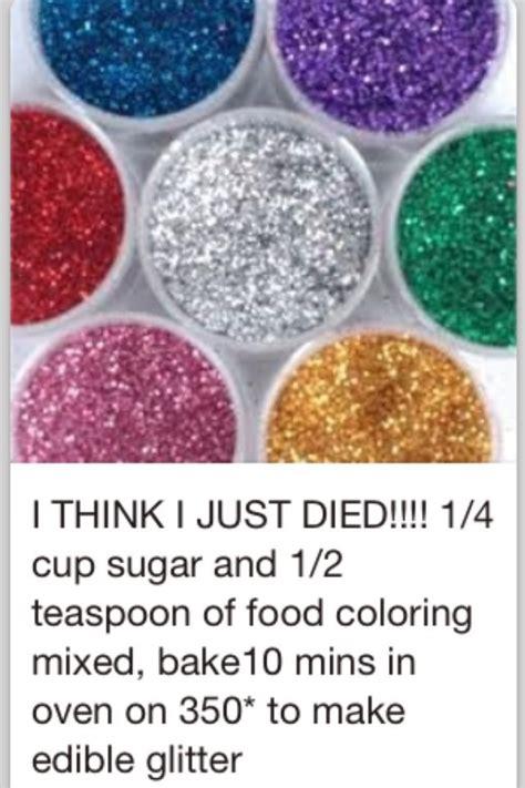 best 25 edible glitter sugar ideas on glitter