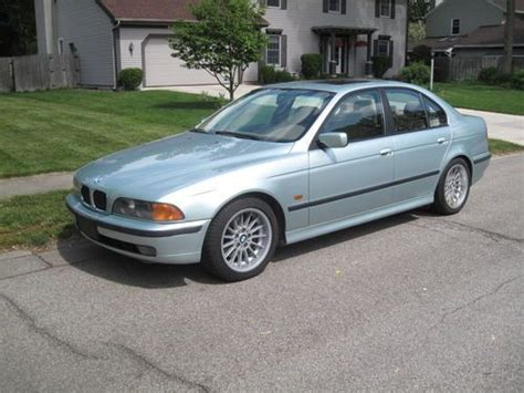 buy used 1999 bmw 540i sport automatic in elkhart indiana united states