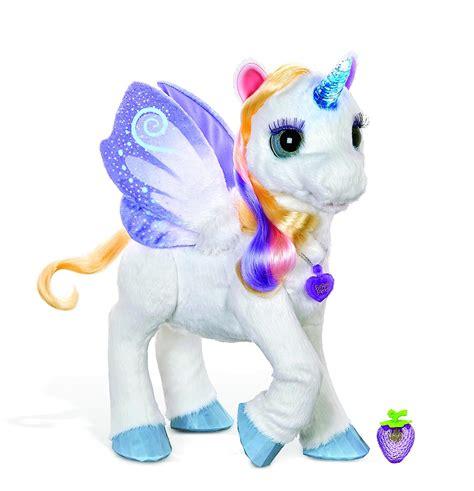 imagenes de unicornios de juguete furreal starlily unicornio juguetes oechsle