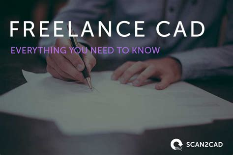 freelance cad everything you need to scan2cad