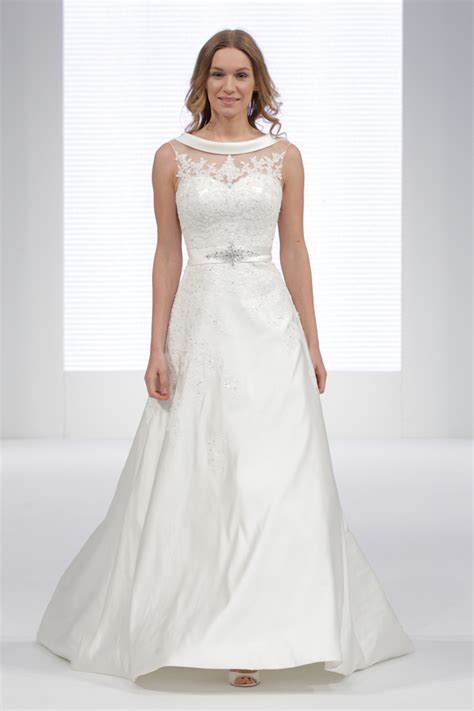 Latest Wedding Dress Catwalk Collections for 2014
