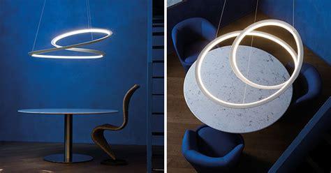 Led Lights For Chandelier Light Design Arihiro Miyake Creates A Sculptural Mobius
